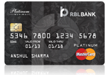 RBL Bank Platinum Card