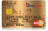 RBL Bank Titanium Card