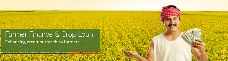 Farmer Finance & Crop loan
