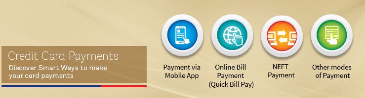 Make your Credit Card payments instantly