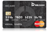 Platinum Delight Card
