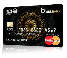 India Startup World Credit Card